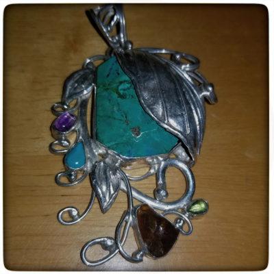 chysocolla-pendant