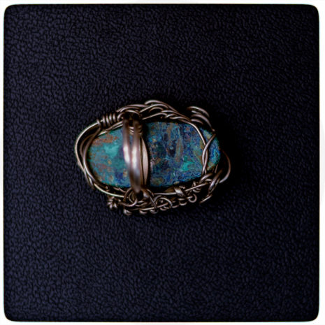 ring 13 back view